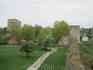 В Изборской крепости на  Жеравьей горе