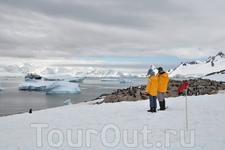 Два слова, которыми можно охарактеризовать Антарктику: белая тишина.