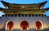 Корейский королевский дворец Кёнбоккун