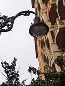 Фонарики - моя слабость. В Сарагосе они очень красивые, с таким вот львом - символом города.