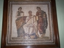 Римская мозаика в музее Бардо