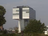 Странные дома в Кёльне