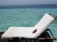Паддингтон на Мальдивах