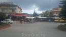 Туристский базар в пос. Гёйнюк.