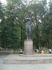 Памятник Ф.Волкову-основателю русского театра.