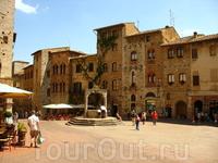 Средневековая Тоскана
