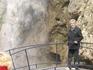 """Медовые водопады; """"Большой медовый водопад"""" - высота 18 м; по тюркски он называется""""Улу эчки баш"""". что можно перевести как """" Большая козья борода"""""""