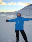 Свальбард, прими меня в свои объятия