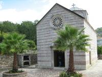 Церковь монастыря Подмайне.