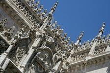 Прекрасное оформление Кафедрального собора