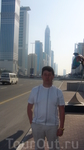 Шейх Заид роуд-главная улица Дубая.