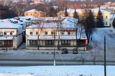 В 16.00 выехали в Переславль-Залесский, километраж – 420 км. Уже стемнело, когда мы туда добрались – время 17.00, общий пробег – 493 км. Заехали на стоянку ...