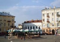 Черновицкая Площадь Филармонии