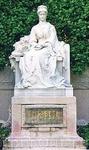 Памятник Елизавете (Сисси)  в Народном парке