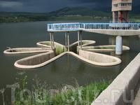 Джермук,Кечутское водохранилище.