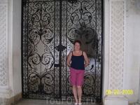 Светка в Ливадийском Дворце
