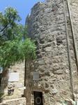 Испанская башня известна как «Змеиная» из-за барельефа c изображением змеи, который можно видеть на левой стороне входной двери на нижнем уровне. Башня ...