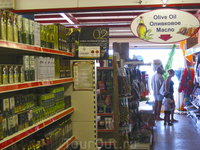 Гордость Греции-оливковое масло
