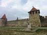 Крепость выдержала не одну осаду, несколько раз переходила от Османской Империи к России.