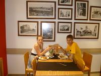 Классный ресторанчик, в центре города))