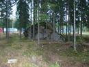 На границе с Финляндией