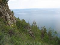 Горы у Байкала