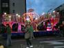 Были в карнавальном шествии традиционные повозки.