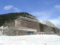 Фото отеля Международный Молодежный Центр Горные вершины
