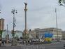 Крещатик и Майдан Незалежности(Площадь Независимости). В будние дни Крещатик - это очень оживлённая транспортная магистраль, а в выходные и праздники она ...