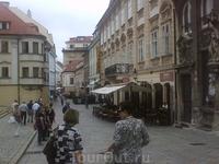 Братислава. Одна из улиц города