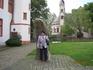 город Кобленц и его палец