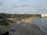 Салоу ночью и днем. Наш любимый пляж