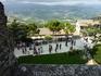 В Сан-Марино в период нашего пребывания как раз шел недельный праздник. В тот день сан-маринцы одетые в исторические одежды устраивали соревнования лучников ...