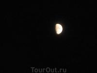 Луна судацкая ночная.