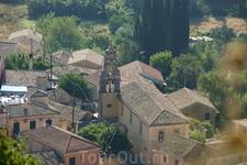 Церковь в деревне Дукадес.