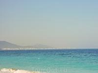 Ближайший к Родосу курорт - Ялисос