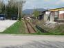 Станция Раец - тупик