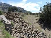 село Веселое. Крепость Афинеон.