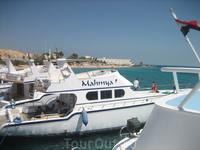на таких яхтах туристов возят на острова