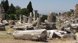 Здесь когда-то был один из городов крупнейшей цивиллизации человечества. В нем жили богатейшие люди Римского государства, а некоторые продавали все лишь ...