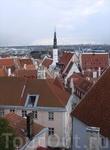Вид на старый город.
