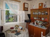 Следующая комната посвящена советскому периоду