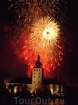 Праздник фейерверков в Гмундене
