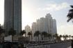 Город растет вверх. Стекло, бетон и пальмы.