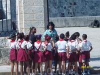 Кубинские пионеры