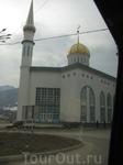 мечеть. только где она расположена уже забыла