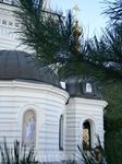 Форос. Церковь Вознесения Господня. Эту церковь часто называют - Храм в облаках. Очень красивое  зрелище!