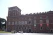 Рим.На площади Венеции два дворца,  один из которых ( на фото) построен в XV веке, в 1455 году,  для  венецианского кардинала  Пьетро  Барбо, будущего ...