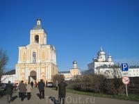Варлаамо-Хутынский Спасо-Преображенный монастырь