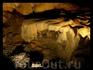 Постоянная температура воздуха в пещере +11°С.